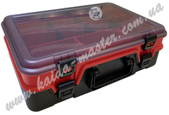 Коробка  Kaida двухъярусная для наживки ZX-223