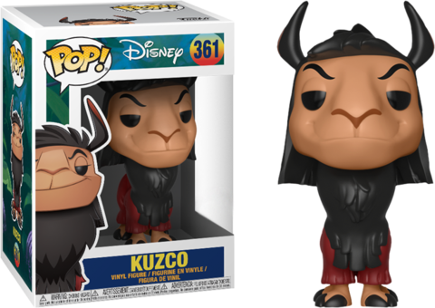Фигурка Funko Pop! Disney: The Emperor's New Groove - Kuzco (Excl. to Hot Topic)