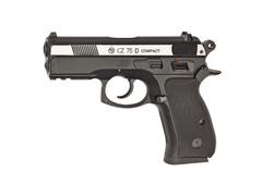 Пневматический пистолет CZ 75D Compact Dual-tone