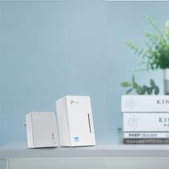 TP-Link TL-WPA4220KIT Комплект N300 Wi-Fi Powerline адаптеров AV600