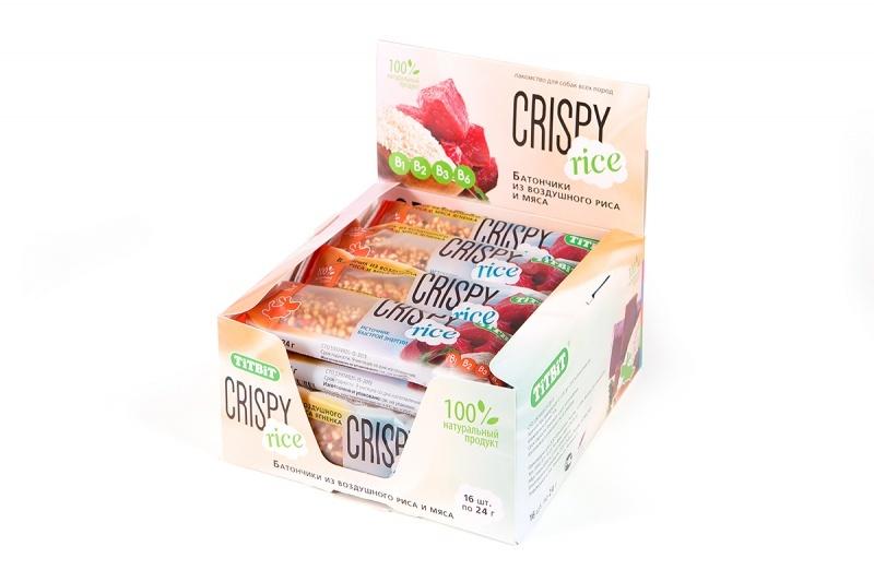 Лакомства Лакомство для собак TitBit Crispy Rice Батончики из воздушного риса и мяса ягненка 16 шт 0bc60c1b-c670-4ad9-963b-4f77681e2914_ceeed38d-e488-11e6-9eba-003048b82f39.resize1.jpeg