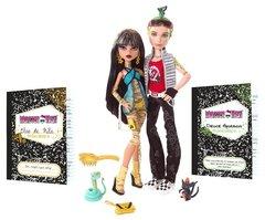Школа Монстров набор кукол Клео де Нил и Дьюс Горгон