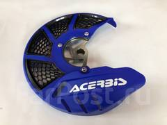 Защита переднего тормозного диска Acerbis (аналог) YZ125/250/450 WR250