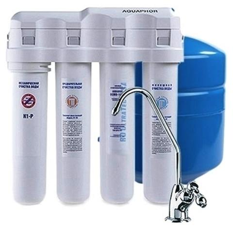 Фильтр воды Аквафор-ОСМО-К исполнение Аквафор-ОСМО-К-100-4-М