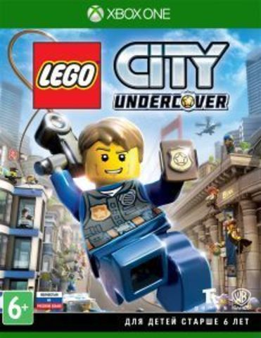 Xbox One LEGO CITY Undercover (русская версия)