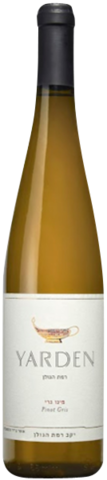 Golan Heights Winery Yarden Pinot Gris