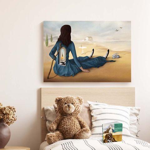 Картина «Алиса»
