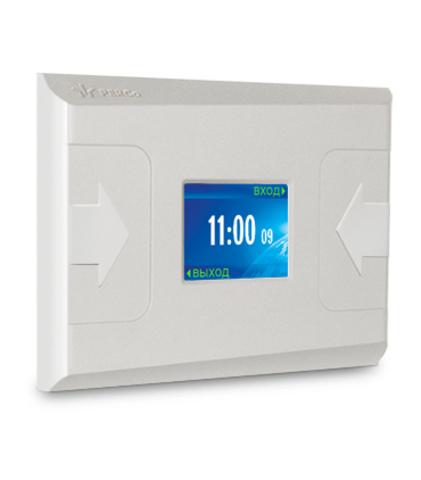 Контроллер регистрации CR01.2 PERCo