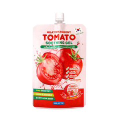 Гель MILATTE Fashiony Tomato Soothing Gel Pouch 50ml (Мини)