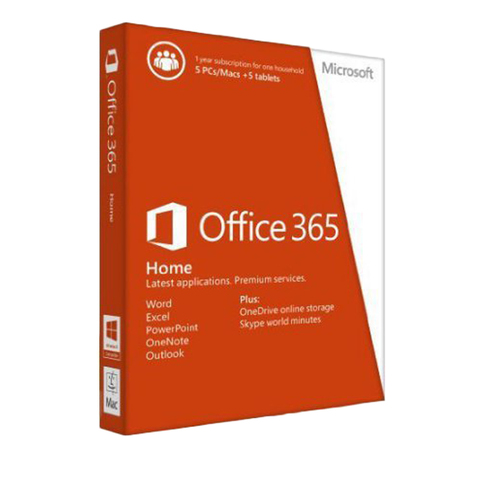 Microsoft Office 365 Home (x32/x64) All Lng ESD