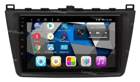 Магнитола CB3078T3 Mazda 6 2007-2012 Android 8.1