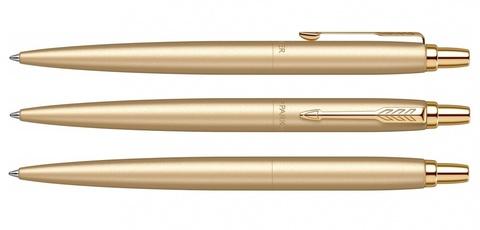 Ручка шариковая Parker Jotter Monochrome XL SE20 Matt Gold