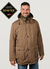 Куртка тёпленькая зимняя Bugatti 69034-672813-50
