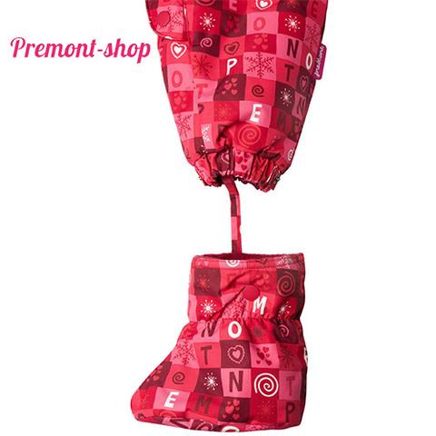 Пинетка комбинезона Premont Красные льдинки