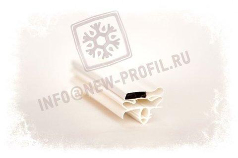 Уплотнитель 110*54 см для холодильника Zanussi ZRB 370А (холодильная камера) Профиль 010