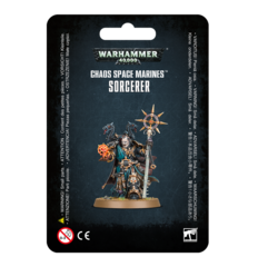 Chaos Space Marines: Sorcerer