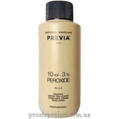 Previa Colour Peroxide Stabilized Creme Developer 10 Vol – Окислитель 3%