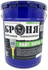 Броня Лайт Норд 20л зимняя теплоизоляционная шпатлевка
