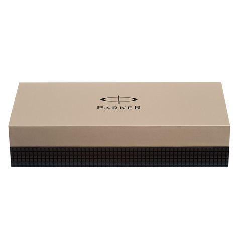 Parker Sonnet - Essential Black Lacquer CT Slim, шариковая ручка, M, BL