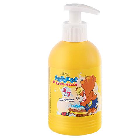 Витэкс Детское крем-мыло Детское крем-мыло от 3 до 7 лет 300 мл