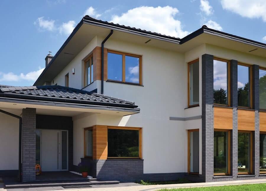 King Klinker - Misty morning (12), Dream House, 65x250x10, RF - Клинкерная плитка для фасада и внутренней отделки