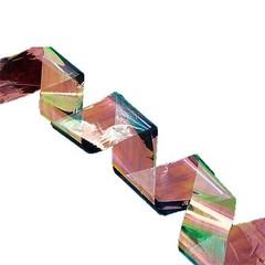 Битое стекло TNL №08 жемчужное
