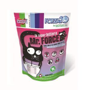 купить наполнитель FORZA10 Mr. Force Lettiera Neutra форза10 форца10 без запаха