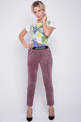 <p>Хит сезона! Классные модные брюки удобного кроя на резинке. Функциональные карманы.</p>