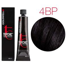 Goldwell Topchic 4BP (жемчужный горький шоколад) - Cтойкая крем краска