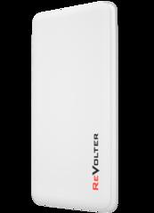 Портативное зарядное устройство ReVolter 5000 Power Bank Белый