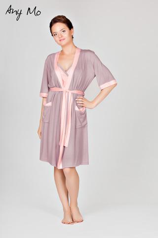 Комплект: халат и сорочка Any Mo 5-1703