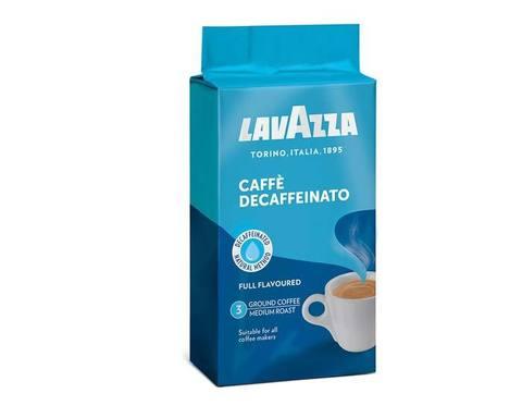 купить кофе молотый LavAzza Caffe Decaffeinato, 250 г в/у