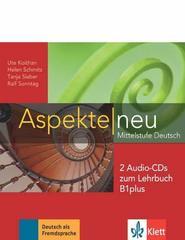 Aspekte NEU B1 plus  CDs zum Lehrbuch