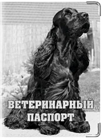 """Обложка для ветеринарного паспорта """"Ветеринарный паспорт"""" (8)"""