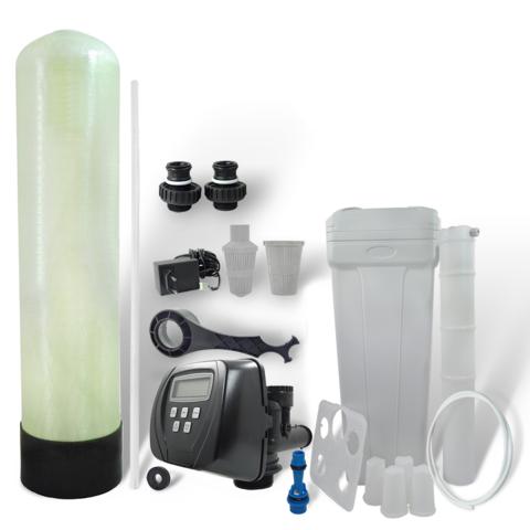 Установка умягчения воды 1252 с клапаном S5T
