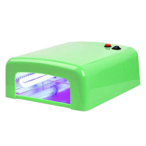 УФ лампа 36 вт. Цвет салатовый