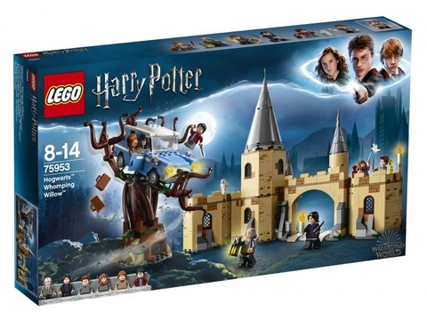 LEGO Harry Potter: Гремучая ива 75953 — Hogwarts Whomping Willow — Лего Гарри Поттер
