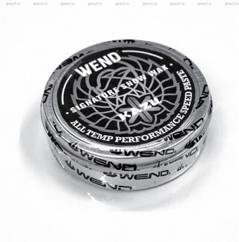 WEND Kazu Signature Speed Paste All Temp. 56 g.