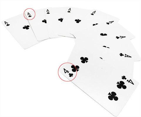 Дикая карта - превращение 8 карт