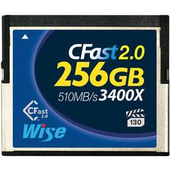 Карта памяти Wise 256GB CFast 2.0 510MB/s VPG-130