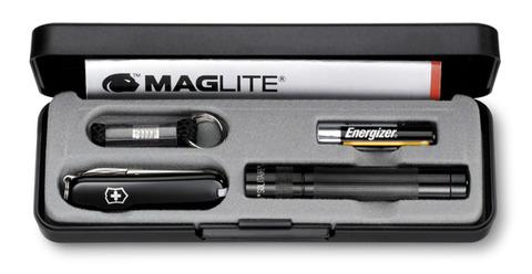 Набор нож Victorinox и фонарь Maglite (4.4013)
