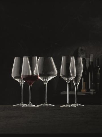 Набор из 4-х бокалов для вина Red Wine 550 мл, артикул 98073. Серия ViNova
