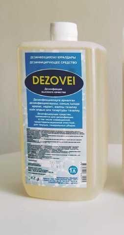 Дезинфицирующее средство Dezovei 1 л
