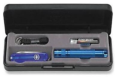 Набор нож Victorinox и фонарь Maglite (4.4013.2)