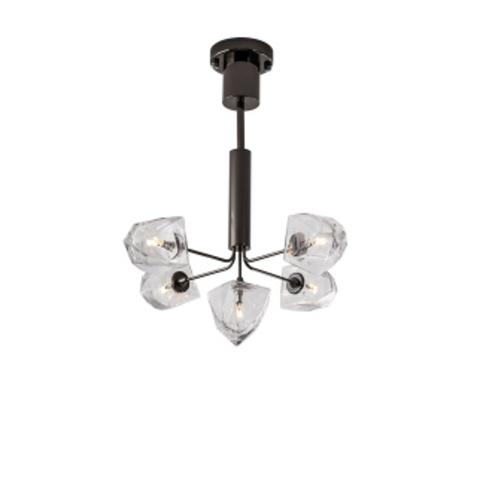 Потолочный светильник Eusolis by Light Room ( 5 плафонов )