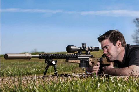 Оптический прицел NIGHTFORCE ATACR™ 5-25×56 SFP Zerostop™ .1 Mil-R DigIllum™ PTL Mil-R™ (C554)
