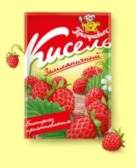 КИСЕЛЬ ЗЕМЛЯНИЧНЫЙ 110 г