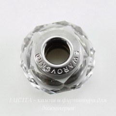 5929 Бусина Сваровски BeCharmed Fortune Crystal 14х6 мм