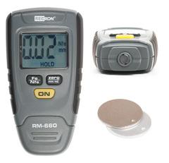 Толщиномер лакокрасочных покрытий RECXON RM-660