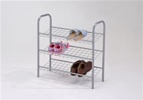 Подставка для обуви SR 0223-3 хром